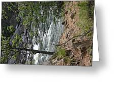 Great Falls Park - 121225 Greeting Card by DC Photographer