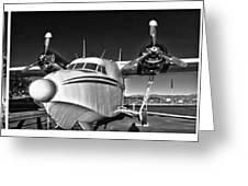 Grumman G-64 Albatross Uh16 Greeting Card by Gregory Dyer