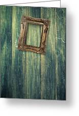 Hanging Frame Greeting Card by Amanda And Christopher Elwell