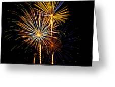 Happy Fourth Of July   Greeting Card by Saija  Lehtonen