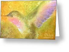 Harmony Greeting Card by Robert Hooper