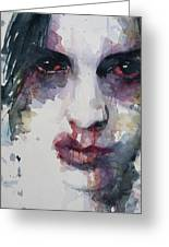 Haunted   Greeting Card by Paul Lovering