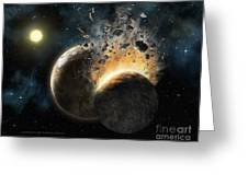 Hd 23514 Greeting Card by Lynette Cook