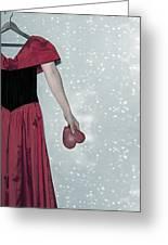 Headless Love Greeting Card by Joana Kruse