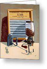 Help Wanted Greeting Card by Jennifer  Donald
