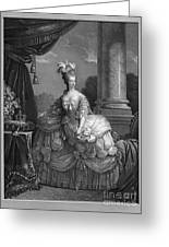Her Majesty 1828 Greeting Card by Padre Art