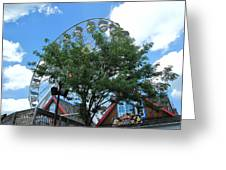 Hershey Park - 121243 Greeting Card by DC Photographer