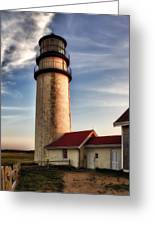 Highland Lighthouse Greeting Card by Mark Papke