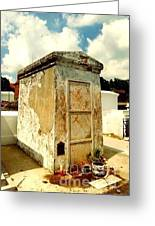 Historic Spirits Of Marie Laveau The Voodoo Queen Of New Orleans Greeting Card by Michael Hoard