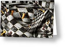 Hobby - Chess - Your Move Greeting Card by Mike Savad