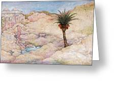 Holy Land Greeting Card by Michoel Muchnik