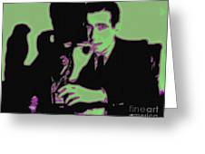 Humphrey Bogart And The Maltese Falcon 20130323 Greeting Card by Wingsdomain Art and Photography
