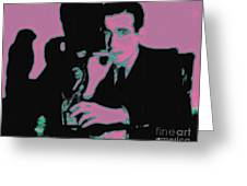 Humphrey Bogart And The Maltese Falcon 20130323m138 Greeting Card by Wingsdomain Art and Photography