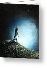 I Love Her So Much I Cry By Shawna Erback Greeting Card by Shawna Erback