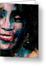 I Will Always Love You Greeting Card by Paul Lovering