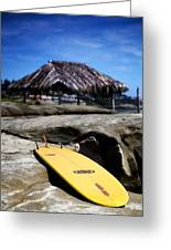 I'm Board Greeting Card by Peter Tellone
