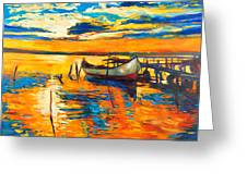 Impression Greeting Card by Ivailo Nikolov
