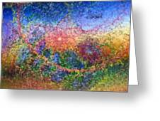 Impressionist Dreams 1 Greeting Card by Casey Kotas