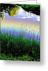 In Spirit Greeting Card by Diane  Miller