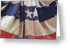 Independence Day Greeting Card by Marcia Mauskopf