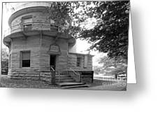 Indiana University Kirkwood Observatory Greeting Card by University Icons