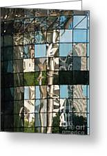 Ion Orchard Reflections Greeting Card by Rick Piper Photography