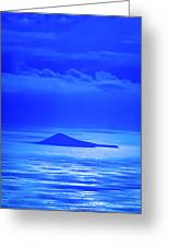 Island Of Yesterday Greeting Card by Christi Kraft