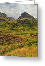 Isle Of Skye Greeting Card by Marcia Colelli