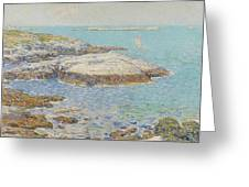 Isles Of Shoals Greeting Card by Childe Hassam