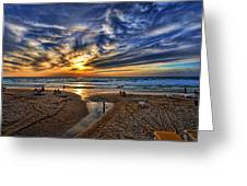 Israel Sweet Child In Time Greeting Card by Ron Shoshani