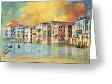 Italy 02 Greeting Card by Catf