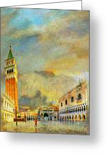 Italy 03 Greeting Card by Catf