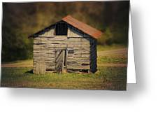 Itsy Bitsy Cabin Greeting Card by EricaMaxine  Price