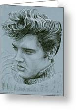 Jailhouse Rock Greeting Card by Rob De Vries