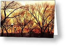 Jefferson Memorial - Washington Dc - 01135 Greeting Card by DC Photographer