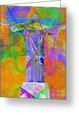 Jesus Christ Superstar 20130617 Greeting Card by Wingsdomain Art and Photography