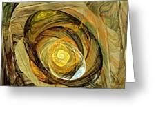 Jewelry Box Greeting Card by Anastasiya Malakhova