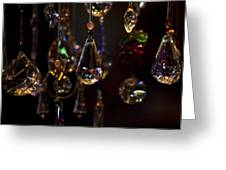 Jewels Greeting Card by Ben K