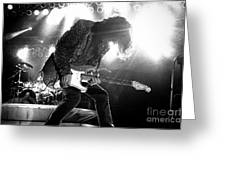 Joeperry-gp03 Greeting Card by Timothy Bischoff