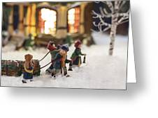 Journey Home Greeting Card by Caitlyn  Grasso