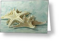 Journey To The Sea Starfish Greeting Card by Inspired Nature Photography Fine Art Photography