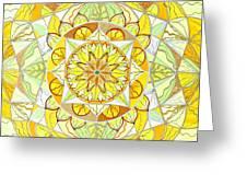 Joy Greeting Card by Teal Eye  Print Store