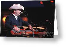Junior Brown Greeting Card by Front Row  Photographs