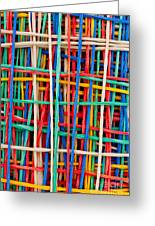 Just Strings Attached I Greeting Card by Shawn Hempel
