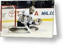 Kari Lehtonen Greeting Card by Don Olea