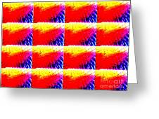 Kitchen Roll Pop Art  Greeting Card by Martin Howard