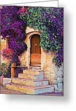 La Grange Greeting Card by Michael Swanson