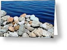 Lake Champlain 2 Greeting Card by Sarah Holenstein