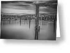 Lake Oyeren II Greeting Card by Erik Brede