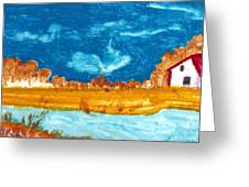 Landscape 2 Greeting Card by Dennis Stahl